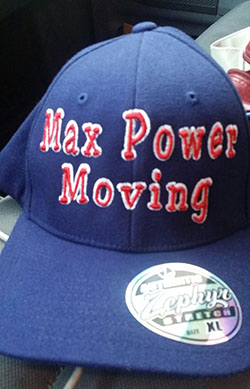Max Power Moving
