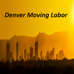 Denver Moving Labor
