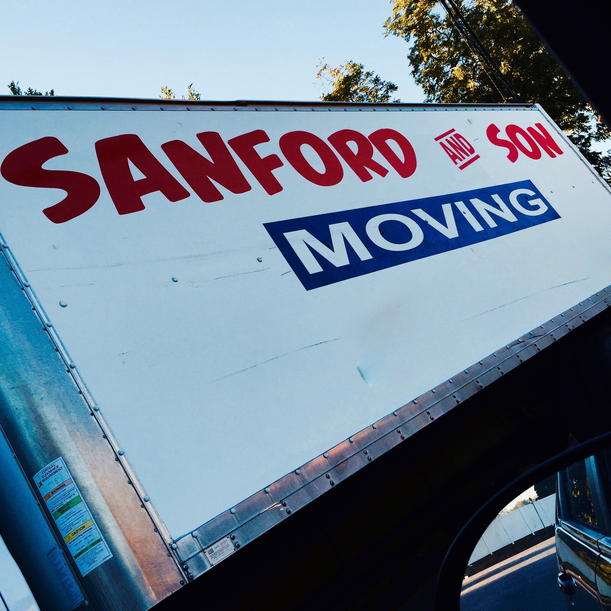 Sanford and Son Moving
