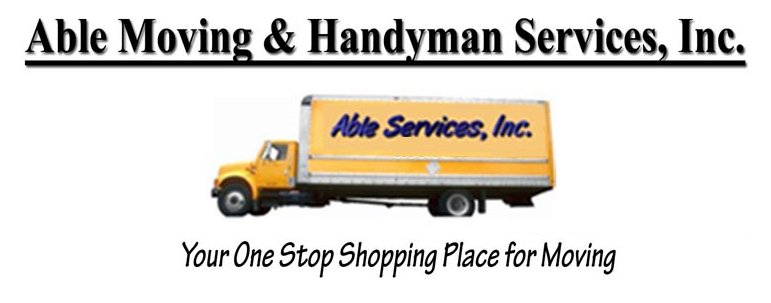 Able Moving and Handyman BBB Accredited
