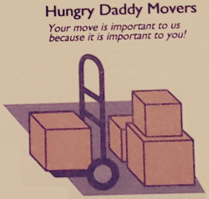 Hungry Daddy Movers