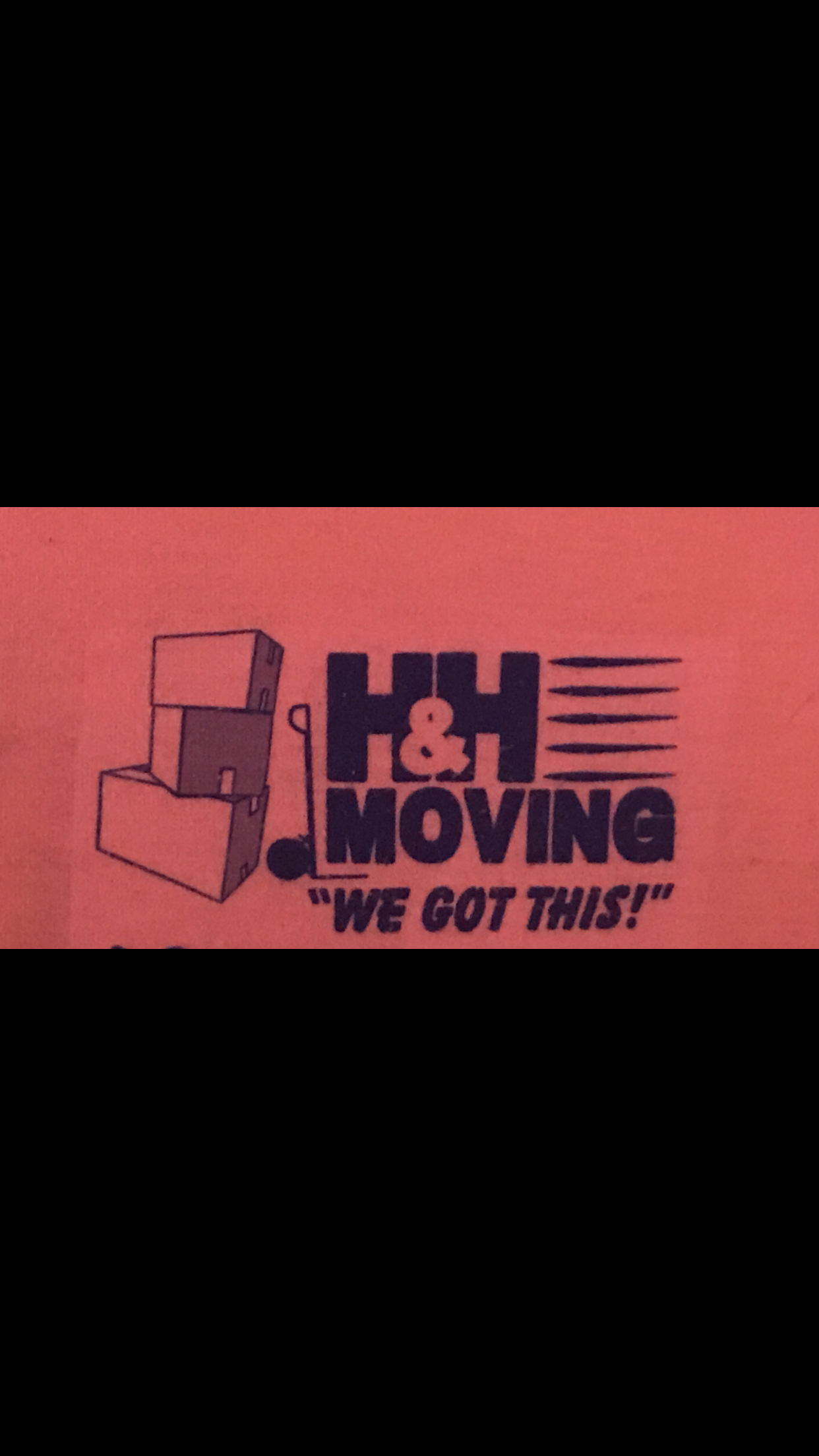 H and H Moving