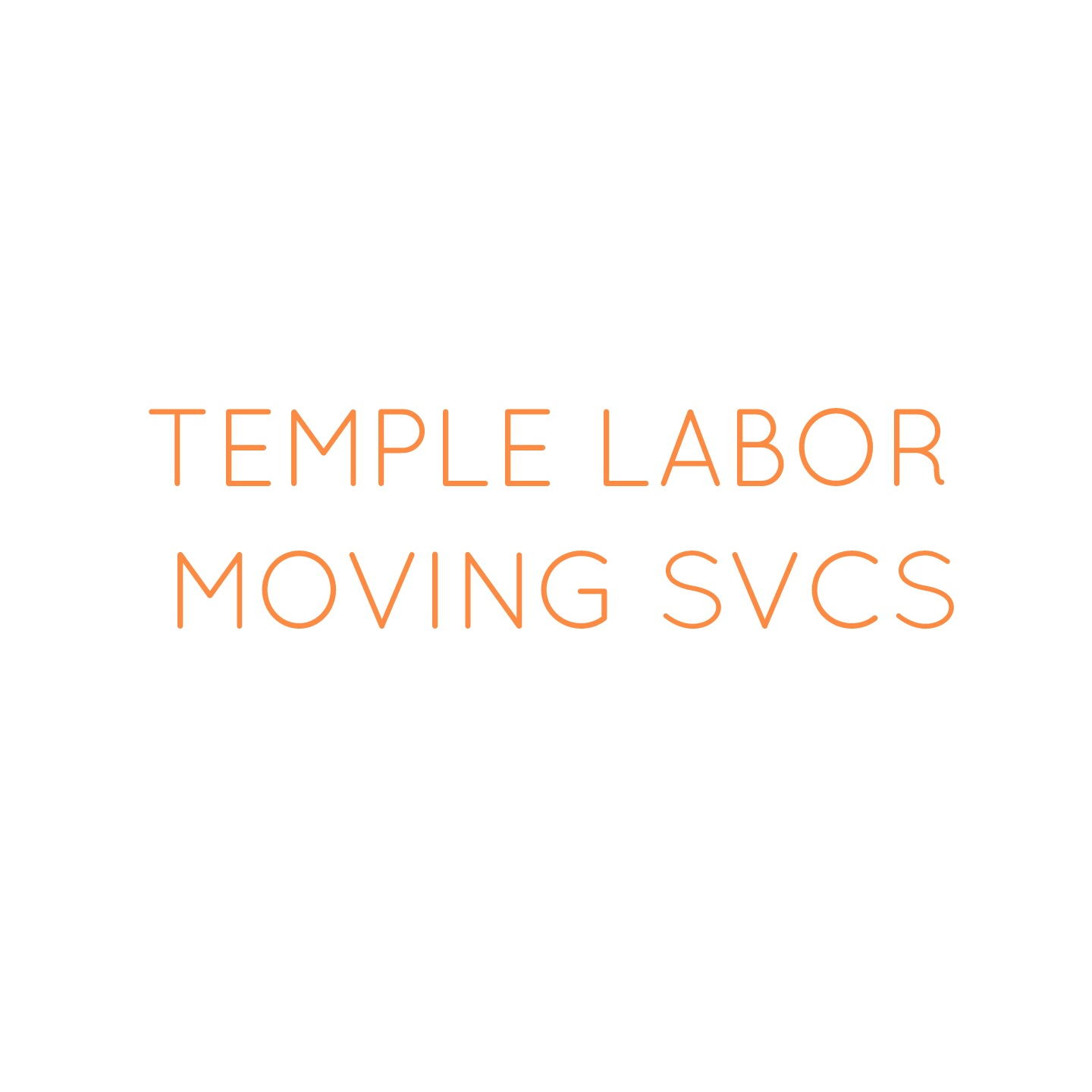 Temple Labor Moving Services