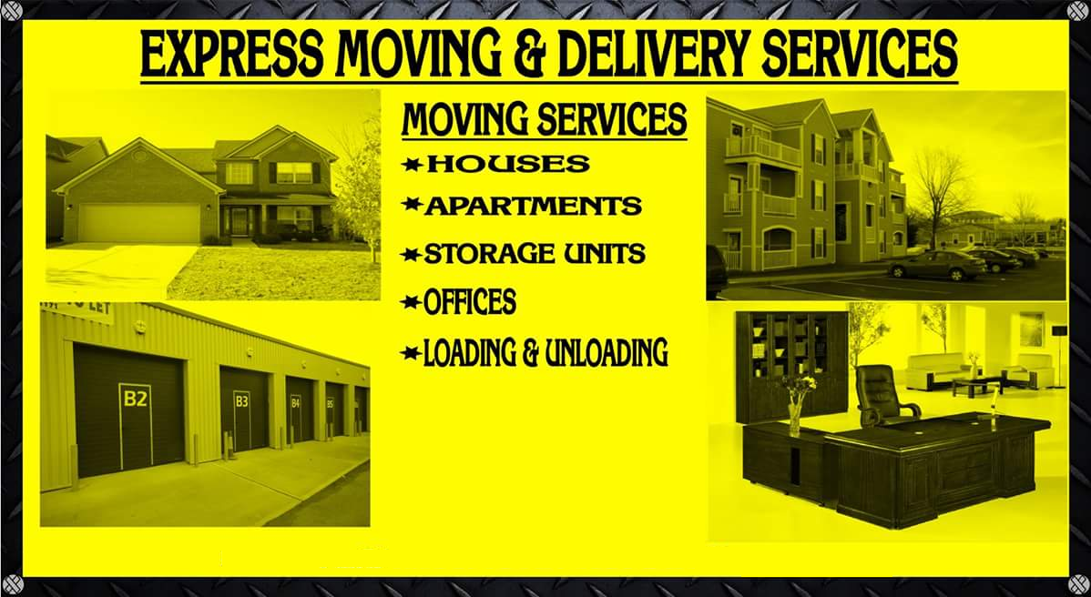 Express Moving And Delivery Services