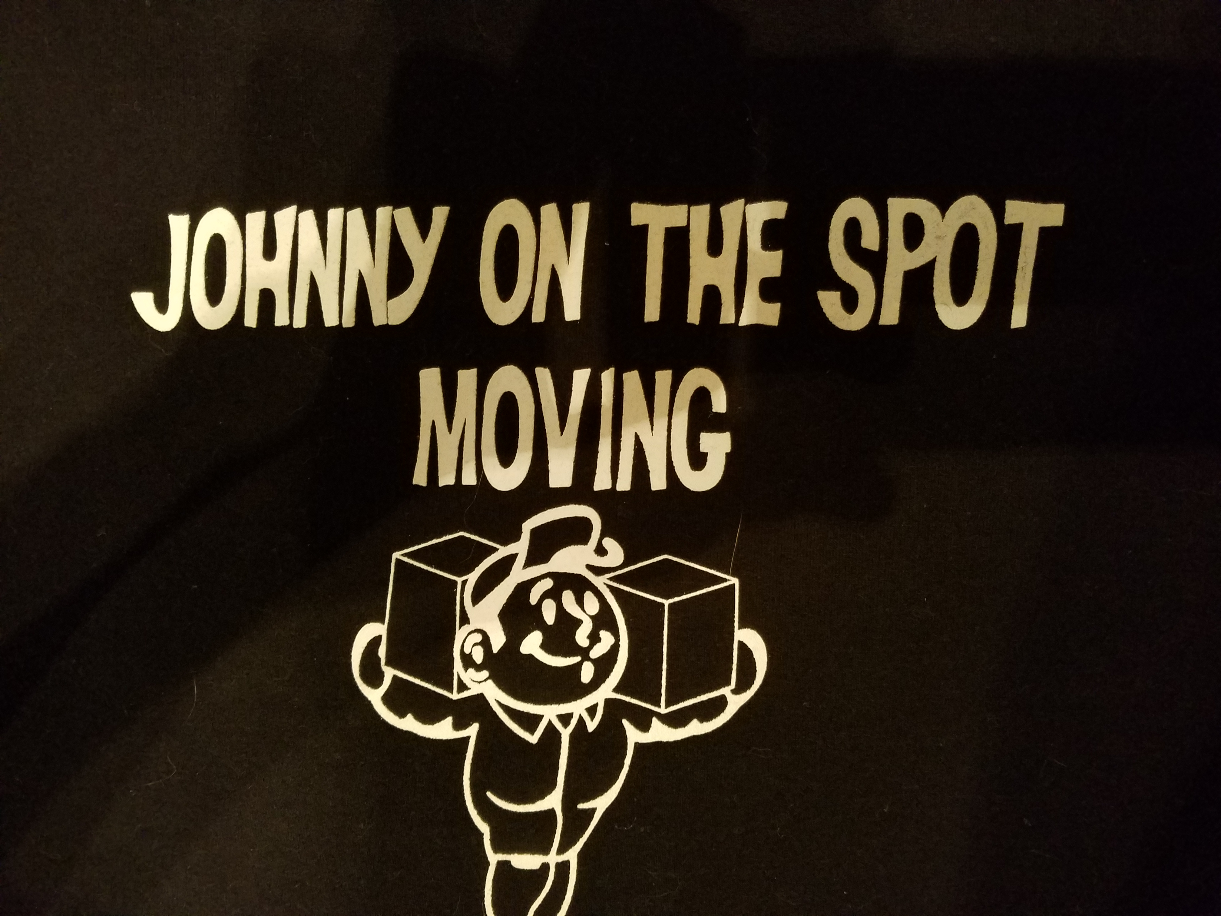 Johnny On The Spot Moving