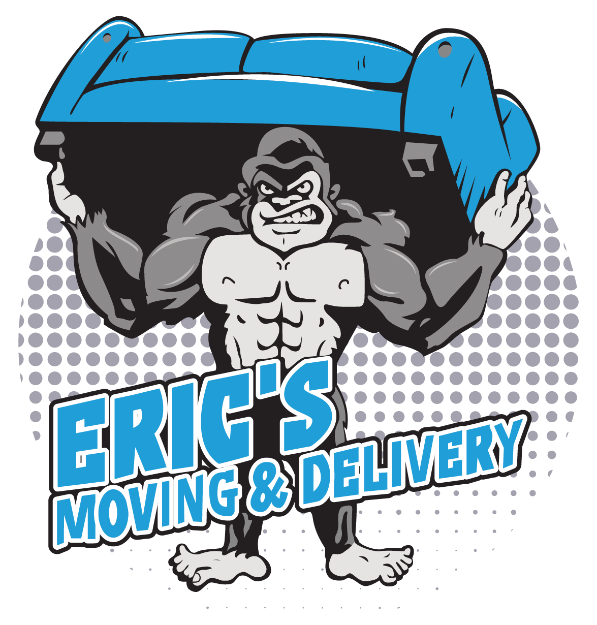 Erics moving and delivery