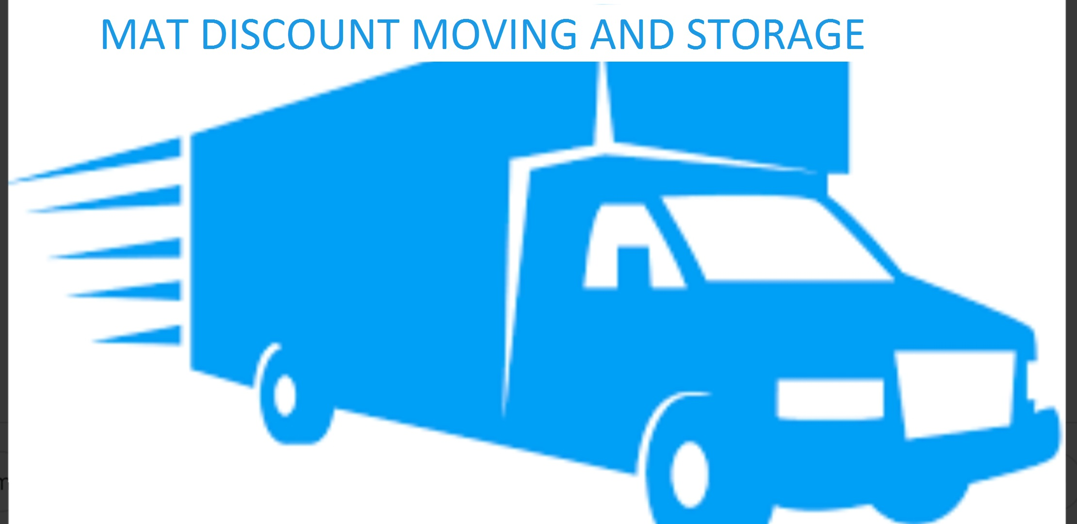MAT Discount Moving and Storage