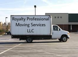 Royalty Professional Moving Services LLC