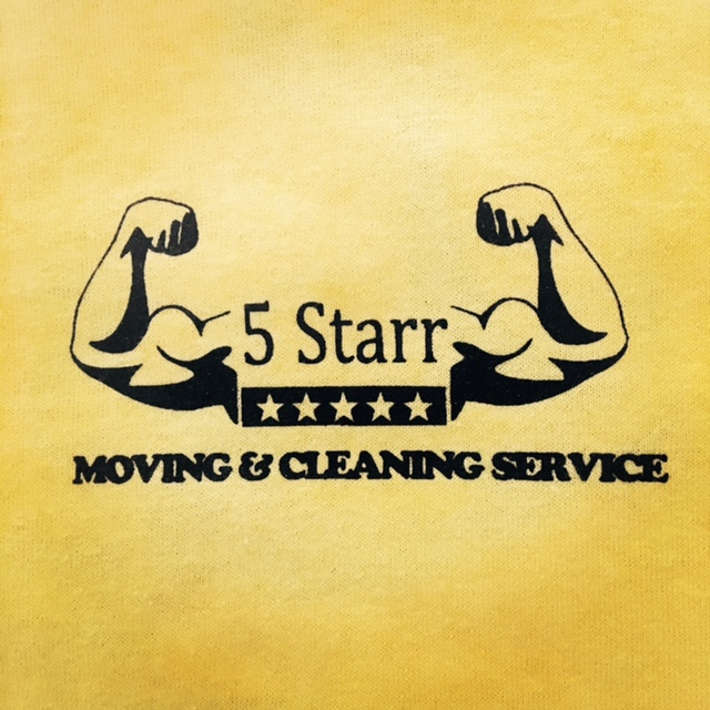 5 Starr Moving and Cleaning